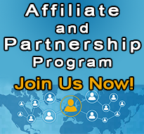 Join now our Affiliate & Partnership Program
