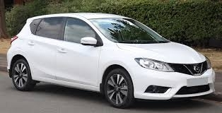 Rental Car Nissan Pulsar 115ps 2018-2019