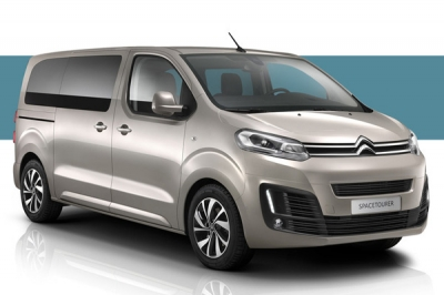 Rental Car Citroen Automatic Spacetourer Long Body 2018-2019