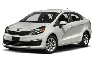 Rental Car KIA Rio From 2018