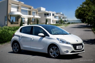 Peugeot 208 2015-2017 Car Rental in Rethymnon, Crete