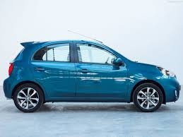 Nissan Micra 2015-2016 Car Rental in Rethymnon, Crete