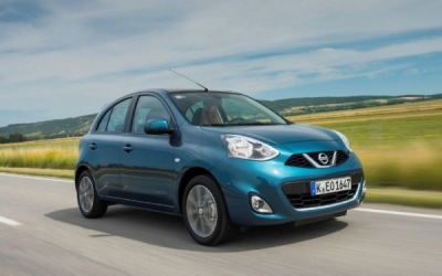 Nissan Micra 2015-2017 Car Rental in Rethymnon, Crete