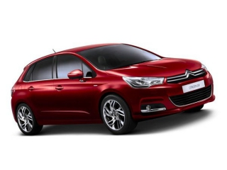 Citroen C4 2016-2017 Car Rental in Rethymnon, Crete