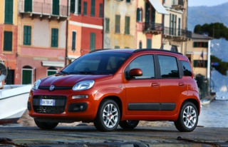 Fiat Panda 2017-2019 Car Rental in Rethymnon, Crete