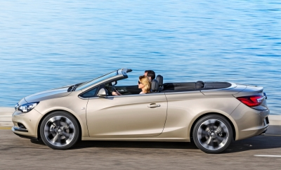 Opel Cascada Turbo Automatic 2017-2018 Car Rental in Rethymnon, Crete