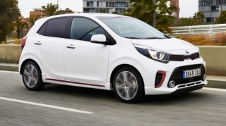 KIA Picanto 2018-2019 Car Rental in Rethymnon, Crete