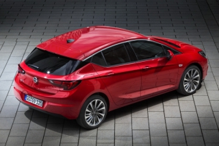 Opel Astra 2018 Turbo 110ps Car Rental in Rethymnon, Crete