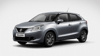 Suzuki Baleno 2017-2018 Car Rental in Rethymnon, Crete