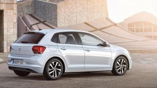 Volkswagen POLO 80PS 2018-2019 Car Rental in Rethymnon, Crete